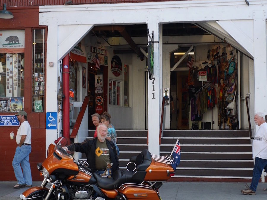 Cannery Row & John Steinbeck