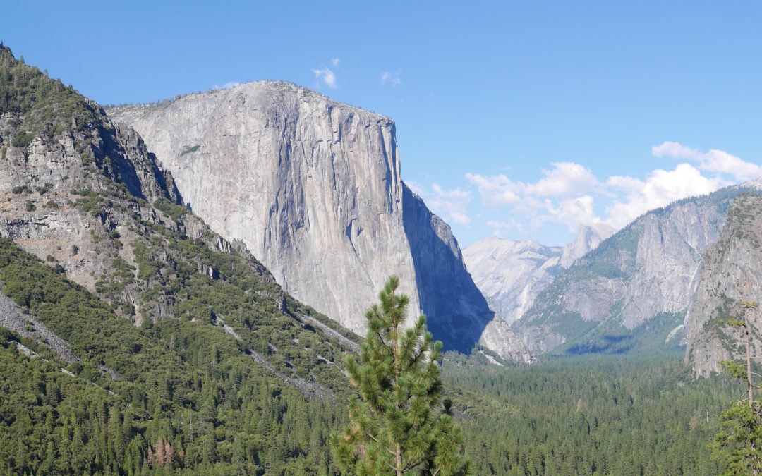 Yosemite National Park — Motorbike Road Trip USA