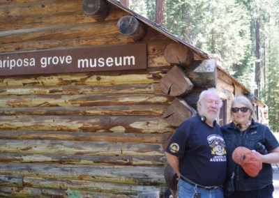 Mariposa Grove Museum