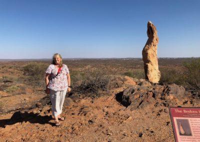Chris - Broken Hill Sculptures