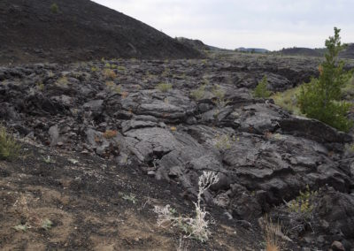 Craters of the Moon landforms