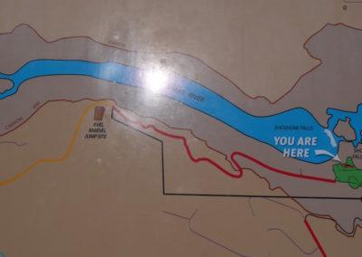 Evel Knievel Jump site