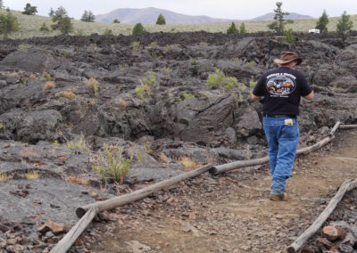 Exploring Craters of the Moon