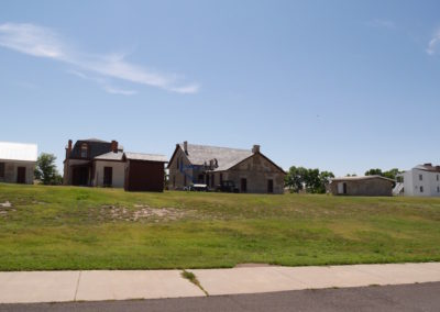 Housing Fort Laramie
