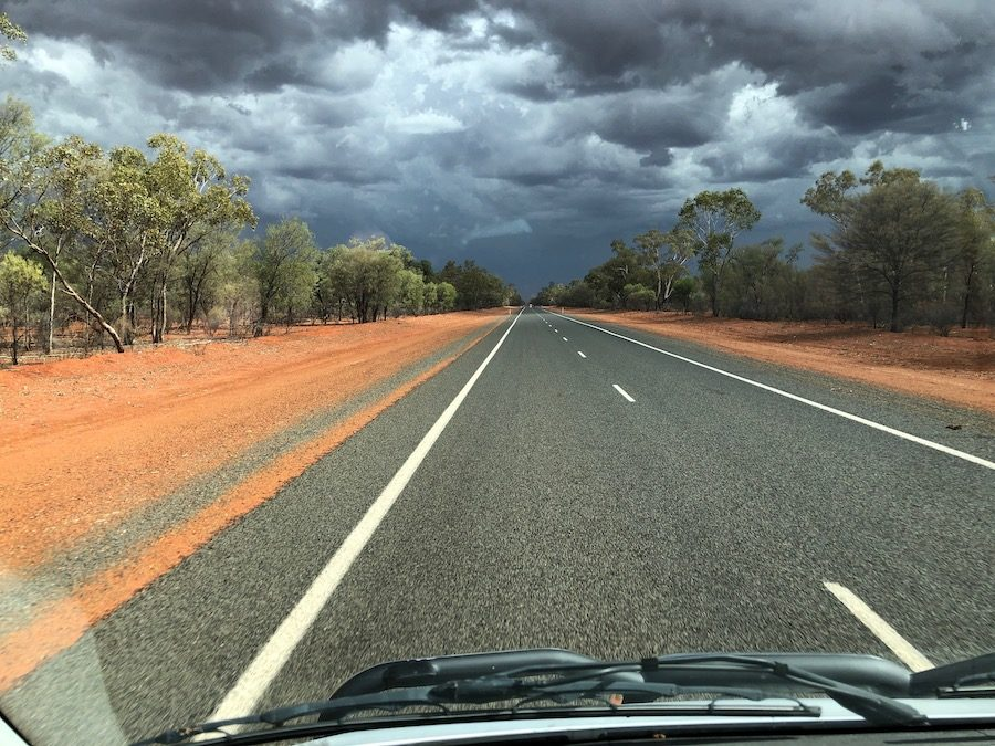 Home to Cobar