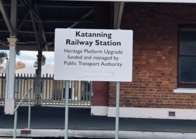 Katanning Railway Station