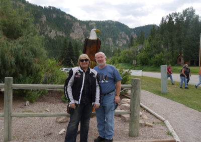 Mel & Chris Spearfish Canyon