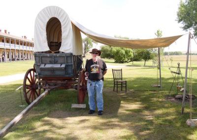 Mel Fort Laramie