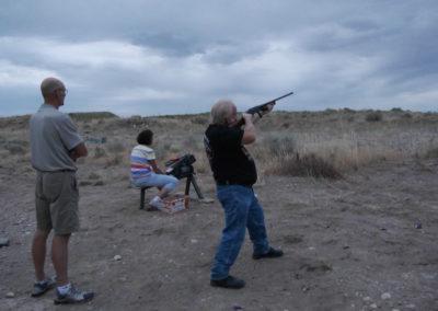 Mel clay shooting