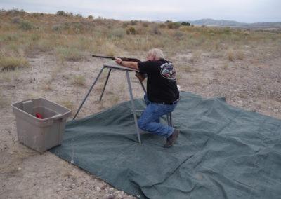 Mel shooting