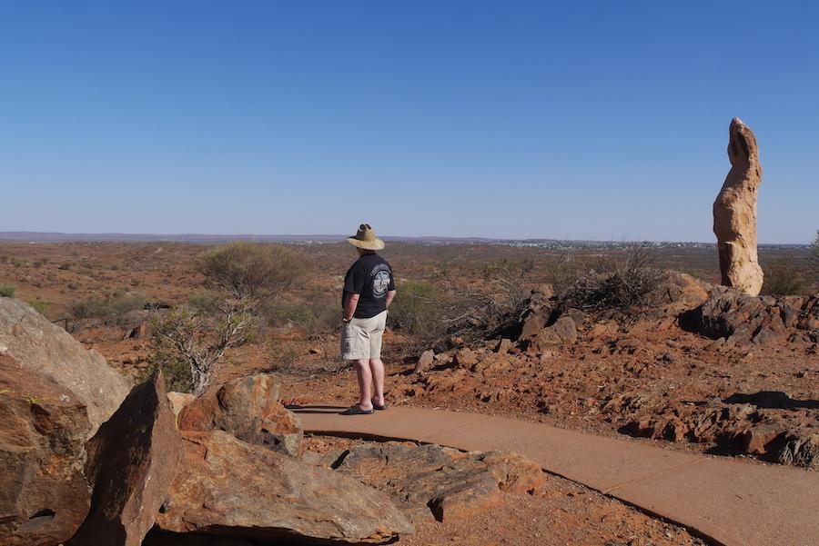 Broken Hill -Living Desert and Sculptures