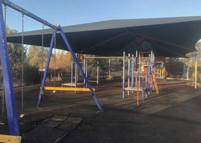 Playground - free camp Kulin