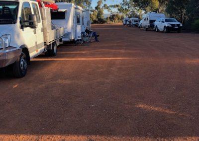 Travellers - free camping Kulin