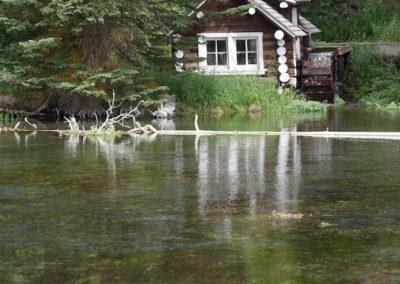 scenic water wheel