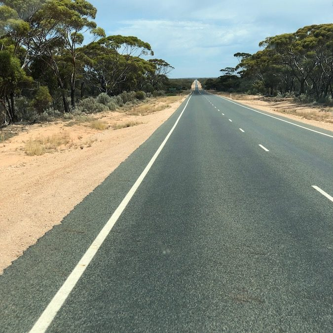 There and back across the Nullarbor!