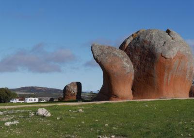 Towering Haystack
